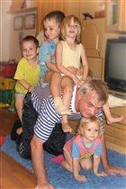 Семья начинается с дедушек