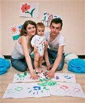 Наша творческая семья!