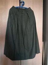 Юбка в этно-стиле, на р.46-50, цена 1100 руб