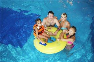 Наше супер-пупер лето теплом семейным подогрето!
