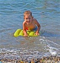 море, солце, лето...
