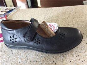 туфли черные биомеханик