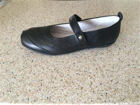 туфли черные elefant