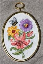 Bee & Butterfly Florals - Janlynn