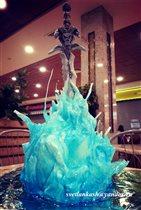 Торт Меч Фростморн (Ледяная Скорбь)