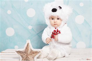 Самый снежный и северный  панда)))