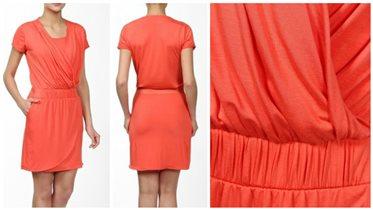 Новое оранжевое платье Mexx р. М