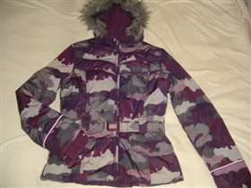 Куртка демисезонная на р.158см 500р