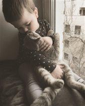 Ах ты котенька-коток!  Котя серенький хвосток,  Ко