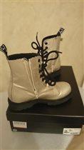Ботинки д/д р.31 кожаные