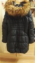 Зимнее пальто Лухта 158 р новое