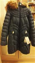 Новое зимнее пальто Лухта, размер 158