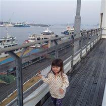 Порт Ниигата Япония