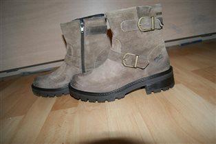 Superfit Biker Boots 37-24cm
