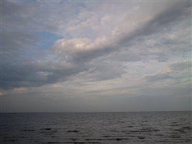 гармония воды и неба