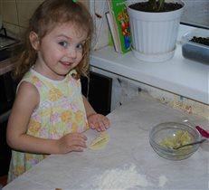 Самые вкусные вареники-это домашние вареники!