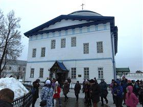 Раифа. Грузинская церковь