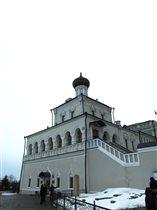 Кремль. Дворцовая церковь 19 века