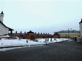 Кремль.Западный корпус Пушечного двора