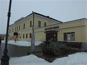 Свияжск. Музей истории города
