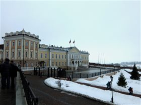 Кремль. Северный корпус Пушечного двора