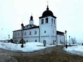 Свияжск. Сергиевская церковь