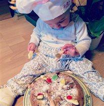 мой маленький пекарь