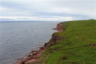 Белое море. Аметистовый берег