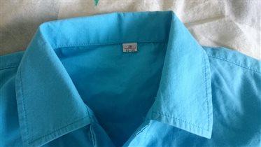 рубашка с коротким рукавом в идеале