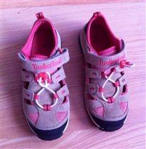 Весенне-летние кроссовки Timberland 34 1200р