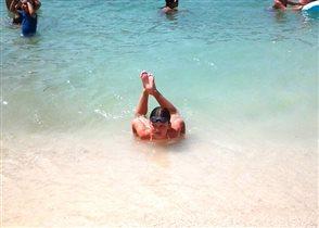 Баошичи - пляж