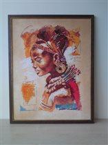 Африканка от Ланарте