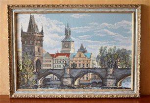 Карлов мост. Прага (Риолис)