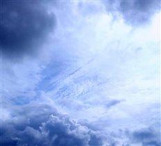 Небо Гатчины...