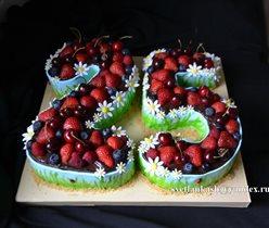 Торт Сезонный