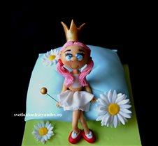 Торт Принцесса на подушке