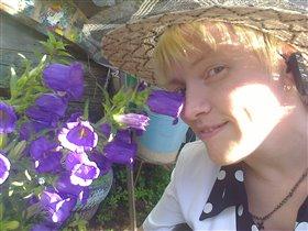 цветы помогают улыбаться и жить
