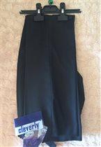Новые  школьные брюки C*leverly  размер134