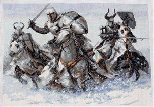 Рыцари - Палитра
