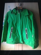 Куртка Рейма Тек для девочки, б/у, 146