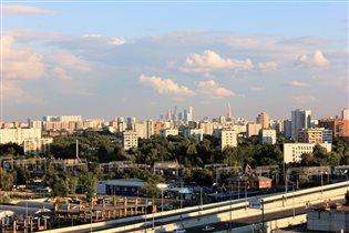 Москва окраинная!