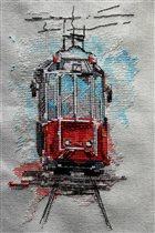 Городской трамвай - Панна