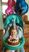 Савелькины счастливые пол года!!!!!!