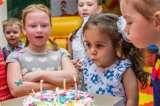 день рождения 4 года