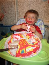 Какой же вкусный тортик!!!