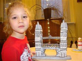 Мария. Юный архитектор