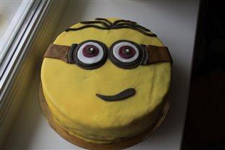 Тортик Миньончик