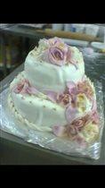 Торты,мои работы)