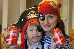 Ради сына станешь пиратом