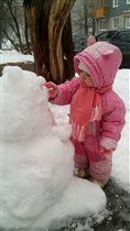 Зимняя поделка!
